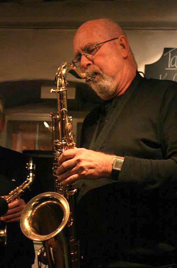 amerikansk jazzmusiker født 1917